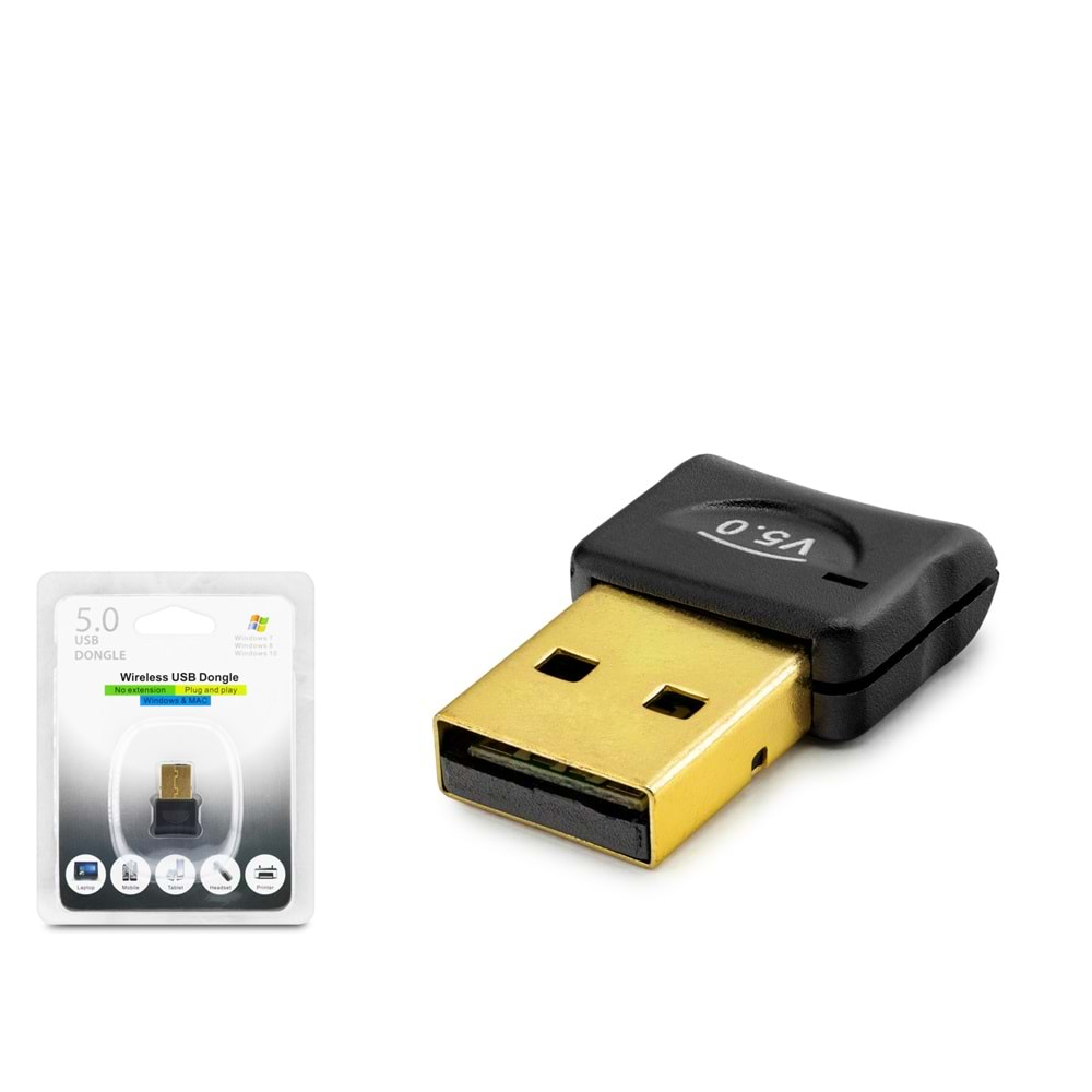 HADRON HD7203 DONGLE BLUETOOTH CD Lİ